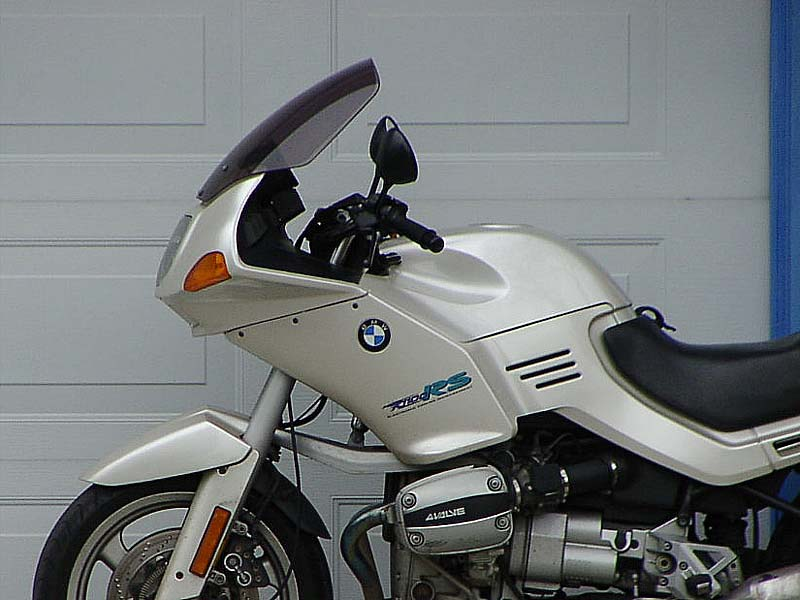 Wudo Windscreen For Bmw R1100rs